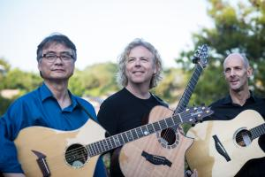 California Guitar Trio Live at the Sanctuary