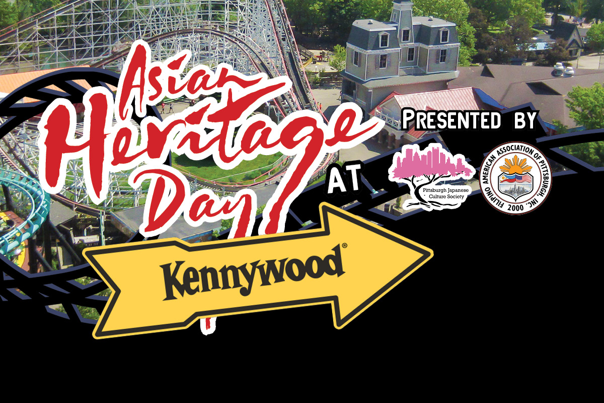 Tickets for Asian Heritage Day 2018 at Kennywood! in Pittsburgh ...