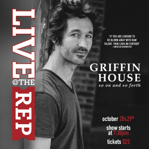 Griffin House is LIVE@TheREP