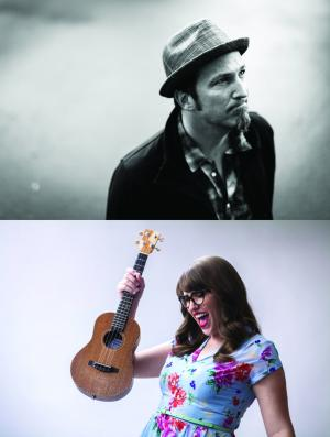Songwriter Series presents: Peter Mulvey and Danielle Ate the Sandwich