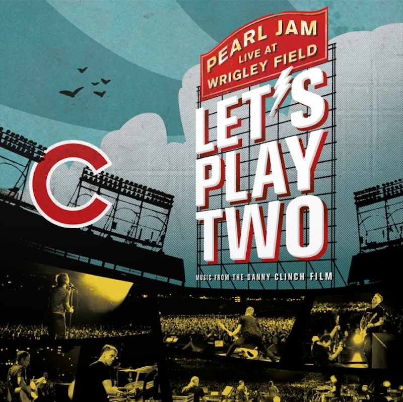 Image result for Pearl Jam Let's Play Two