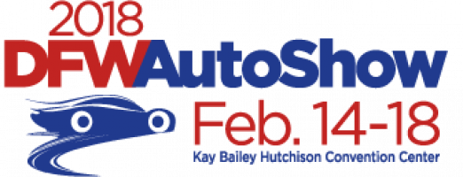 Tickets for 2018 DFW Auto Show - Feb 14 -18 - Presale Ticket