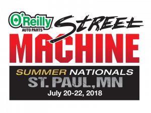 Tickets For O Reilly Auto Parts Street Machine Nationals In St Paul