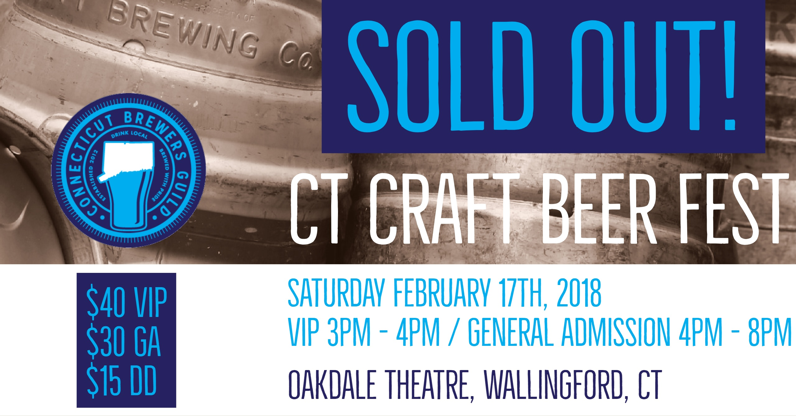 Tickets For Ct Craft Beer Fest In Wallingford From Beerfests