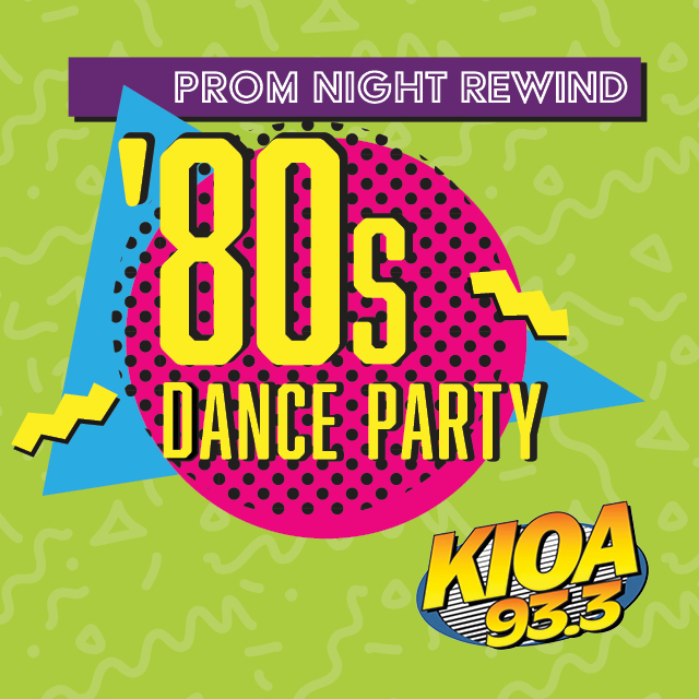 Prairie Meadows 933 KIOA Radio Are Coming Together To Throw A Totally Rad Dance Party Featuring Live Music From The Pork Tornadoes