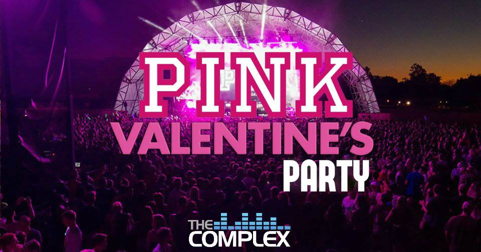 Tickets for Pink Valentines Party feat PHAYA in Salt Lake City ...
