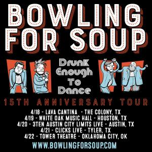 Tickets For Bowling For Soup Houston Vip In Houston From Showclix