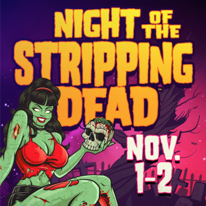 Night of the Stripping Dead-The Final Chapter