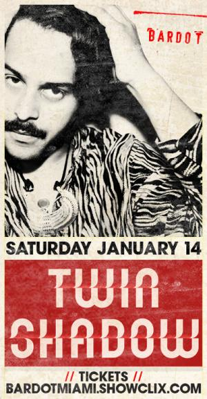 Twin Shadow | 1.14.12