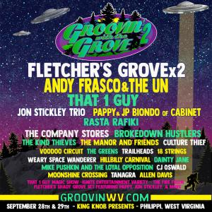 Groovin' with the Grove 2
