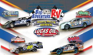 Big Adventure RV Weekly Racing Series Week #9