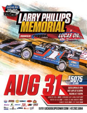 Lucas Oil MLRA - Larry Phillips Memorial