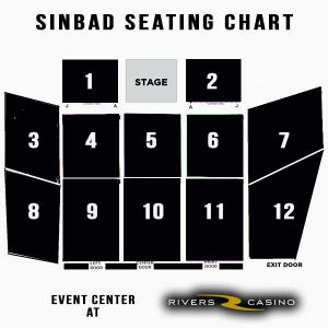 SINBAD live at Rivers Casino Pittsburgh