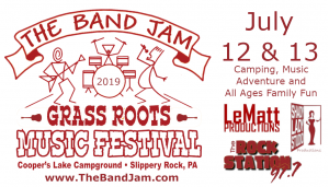 The Band Jam Grass Roots Music Festival 2019