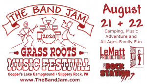 The Band Jam Grass Roots Music Festival 2020