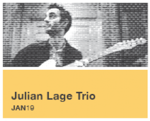 An Evening with the Julian Lage Trio
