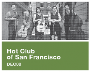 The Hot Club of San Francisco - Cool Yule