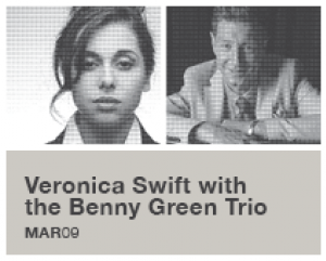 Veronica Swift with the Benny Green Trio