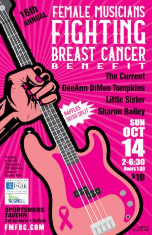 Female Musicians Fighting Breast Cancer