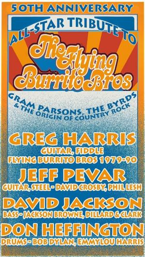 All  Star Tribute to The Flying Burrito Brothers