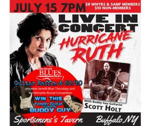 Hurricane Ruth with Scott Holt
