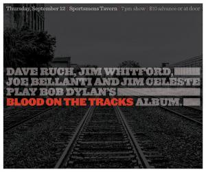 Ruch/Whitford/Bellanti/Celeste Blood On The Tracks