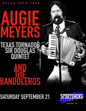 Augie Meyers & The Bandoleros