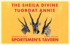 The Sheila Divine & Tugboat Annie