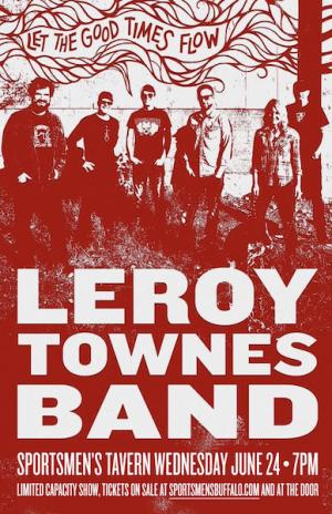 Leroy Townes Band